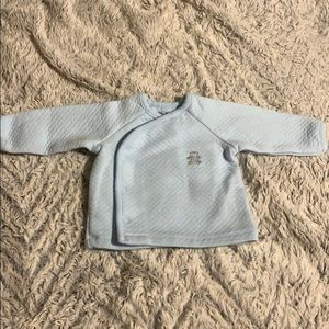 Other - 3M Quilted Snap Up Sweater